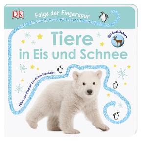 Folge der Fingerspur - Tiere in Eis und Schnee