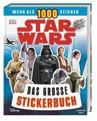 Star Wars - Das große Stickerbuch