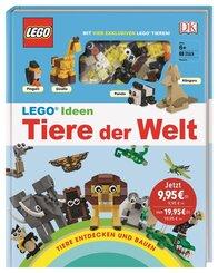 LEGO Ideen Tiere der Welt - Tiere entdecken und bauen