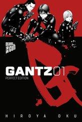 Gantz - .1