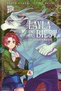 Layla und das Biest, das sterben möchte - Bd.2