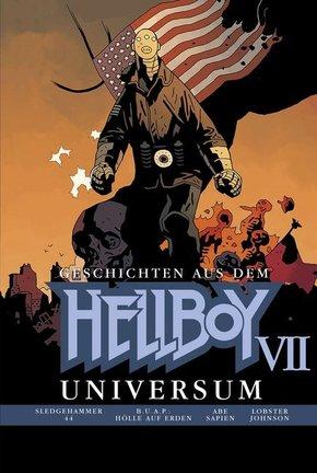 Hellboy - Geschichten aus dem Hellboy-Universum - Bd.7