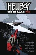 Hellboy - Hellboy und die B.U.A.P. 1954
