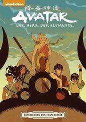 Avatar - der Herr der Elemente - Geschichten des Team Avatar