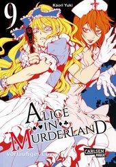 Alice in Murderland - Bd.9