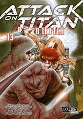 Attack on Titan - Before the Fall - Bd.13
