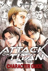 Attack on Titan: Character Guide
