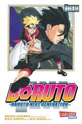 Boruto - Naruto the next Generation - Bd.4