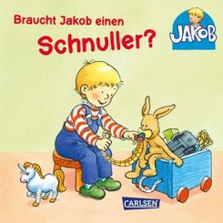 Braucht Jakob einen Schnuller? - Mini