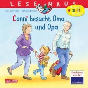 Conni besucht Oma und Opa