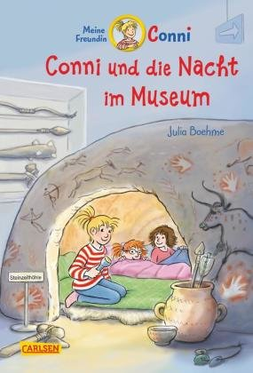 Meine Freundin Conni, Conni und die Nacht im Museum