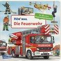Hör mal: Die Feuerwehr, m. Soundeffekten