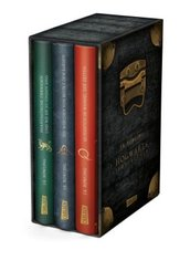 Hogwarts-Schulbücher: Die Hogwarts-Schulbücher im Schuber, 3 Teile