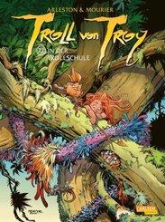 Troll von Troy - In der Trollschule