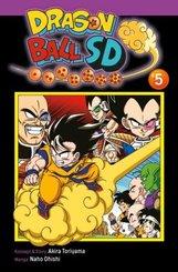 Dragon Ball SD - Bd.5