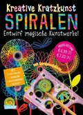 Spiralen, m. Kratzstift