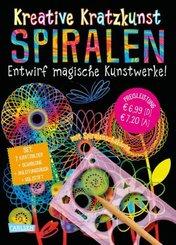 Spiralen, m. Kratzstift