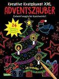 Kreative Kratzkunst XXL: Adventszauber