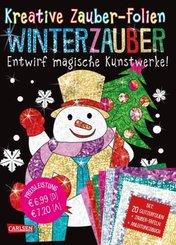Kreative Zauber-Folien: Winterzauber, Set