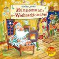 Mannomann, der Weihnachtsmann!