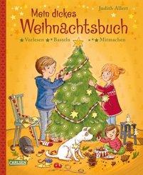 Mein dickes Weihnachtsbuch