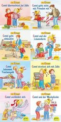 Pixi Bücher: Pixi-Buch 2359-2366 (Meine Freundin Conni ), 8 Hefte; Serie.260