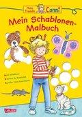 Mein Schablonen-Malbuch