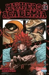 My Hero Academia - Red Riot