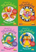 Magische Mandalas, 4 Hefte