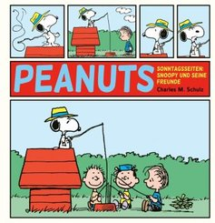 Peanuts Sonntagsseiten - Snoopy und seine Freunde