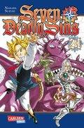 Seven Deadly Sins - Bd.24
