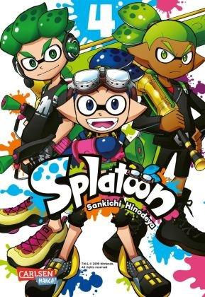 Splatoon - Bd.4