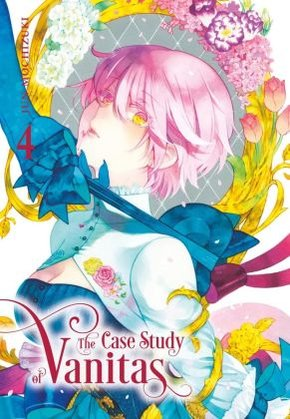 The Case Study Of Vanitas - Bd.4