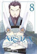 The Heroic Legend of Arslan - .8