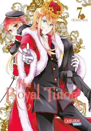 The Royal Tutor - .7