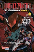 Vigilante - My Hero Academia Illegals - .2