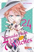 Yamada-kun & the seven Witches - Bd.24