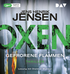 Oxen - Gefrorene Flammen, 2 Audio-CD, 2 MP3