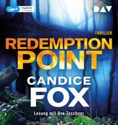 Redemption Point, 2 Audio-CD, 2 MP3
