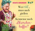Wer erbt, muss auch gießen / Kennense noch Blümchenkaffee?, 4 Audio-CDs