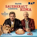 Sauerkrautkoma, 1 Audio-CD