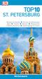 Top 10 Reiseführer St. Petersburg, m. 1 Karte