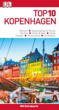 Top 10 Reiseführer Kopenhagen, m. 1 Karte