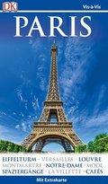 Vis-à-Vis Reiseführer Paris, m. 1 Karte