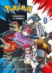 Pokémon, Schwarz und Weiß, Edition 2 - Bd.3