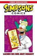 Simpsons Comic-Kollektion - Lachen bis der Arzt kommt