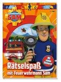 Feuerwehrmann Sam: Rätselspaß mit Feuerwehrmann Sam