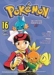 Pokémon - Die ersten Abenteuer - Bd.16