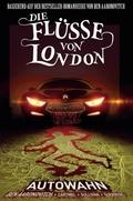 Die Flüsse von London - Autowahn, Graphic Novel