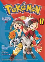 Pokémon - Die ersten Abenteuer - Bd.17